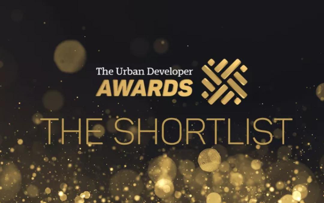 Stratafy Shortlisted as best new tech in 2018 Urban Developer Awards